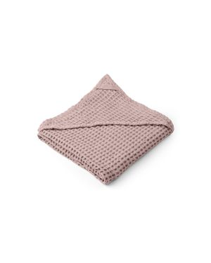Liewood -Saga Hooded Towel - Pink