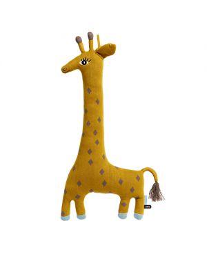 """OYOY - Coussin """"Noah"""" Girafe"""
