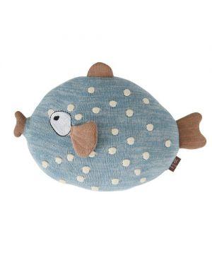 Oyoy - Cushion Little Finn Fish