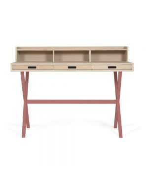 Harto - Hyppolite Desk - Florence Watine Rose