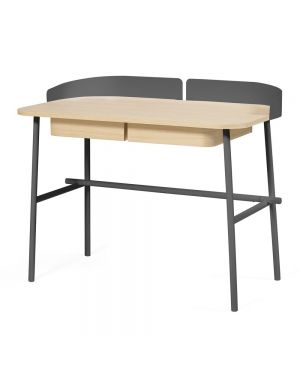 Harto - Victor desk - Dark Grey