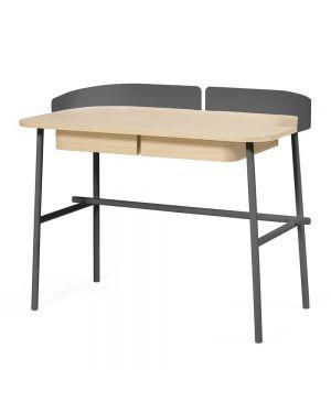 Harto - Victor desk - Dark Grey