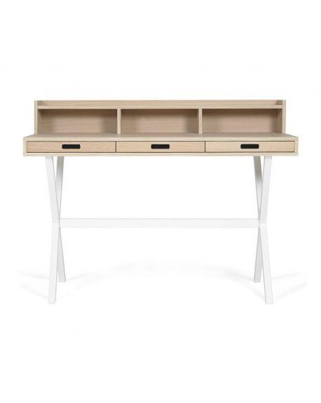 Harto - Hyppolite Desk - White