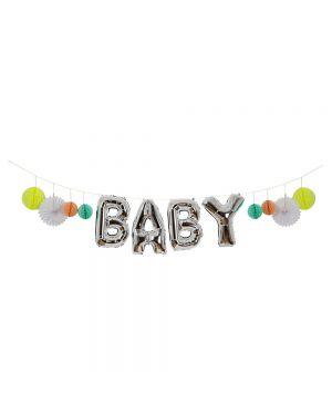 Meri Meri - Baby Balloon Garland Kit