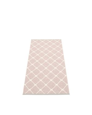 PAPPELINA - Design Plastic Rug Rex Soft Pink - 5 sizes available