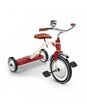 BAGHERA - Red Vintage TRICYCLE