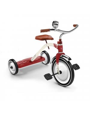 BAGHERA-Tricycle Vintage Rouge