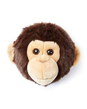 WILD & SOFT - Trophy in plush - Monkey - Joe