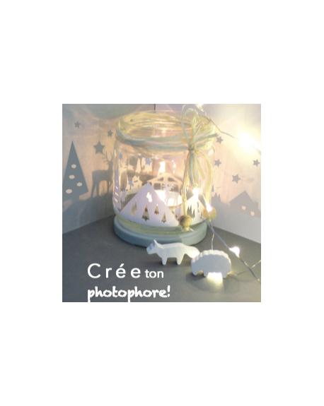 Happy Coffret - Crée ton photophore - DIY- Happy Go Lucky