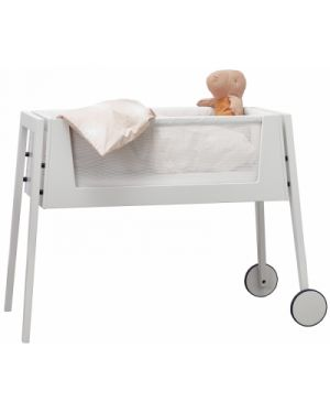 LEANDER - Co-sleeping Linea Bed White
