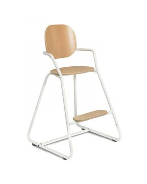 CHARLIE CRANE - TIBU High Chair Gentle White