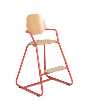 CHARLIE CRANE - TIBU High Chair Red