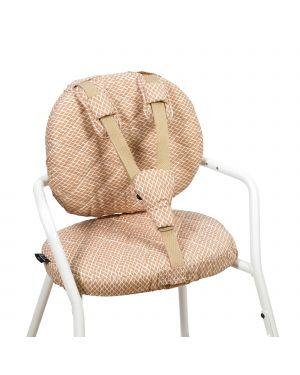 CHARLIE CRANE - Diamond Toast Cushions