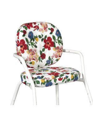 CHARLIE CRANE - Le Petit Lucas du Tertre Hibiscus cushions