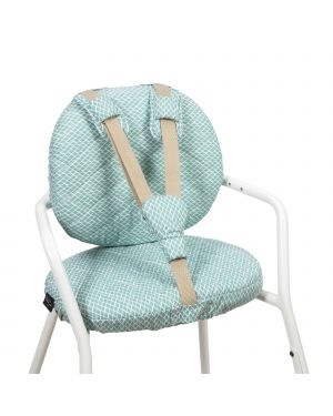 CHARLIE CRANE - Diamond Blue Cushions