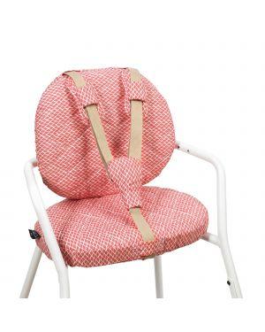 CHARLIE CRANE - Diamond Red Cushions