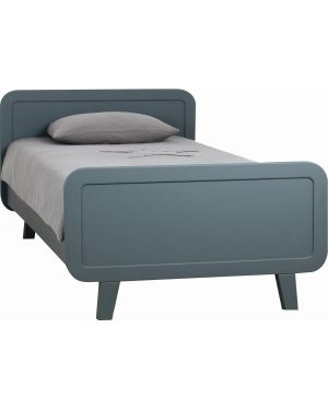 LAURETTE - LIT ROND 90 x 200 cm / Optional trundle bed or drawer