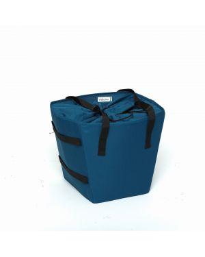 VIDIAMO - LIMO - Cabat pour poussette Evolutive - Bleu Pétrol