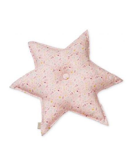 CAM CAM COPENHAGEN - Star Cushion - Fleur