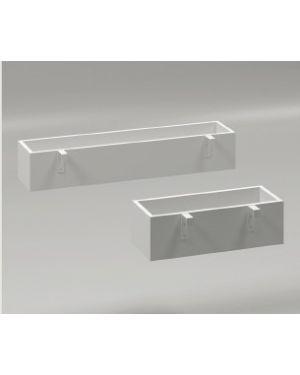 ASORAL/MUBA - Box à suspendre avec crochets - 40 cm