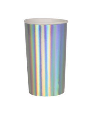 Meri Meri - Silver Cups