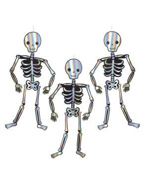 Meri Meri - Squelettes GEANTS - Set de 3