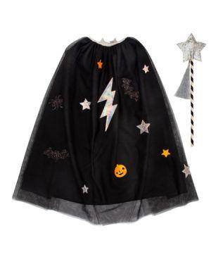 Meri Meri - Déguisement d'Halloween - Cape et baguette