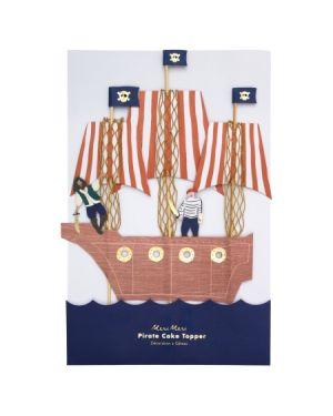 Meri Meri - Pirates Bounty Cake Topper