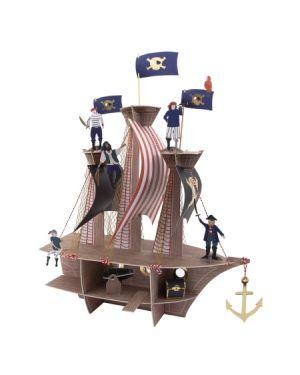 Meri Meri - Pirate Centerpiece