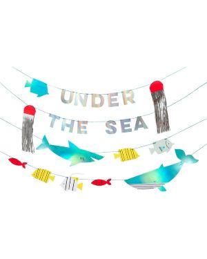Meri Meri - UNDER THE SEA Garland