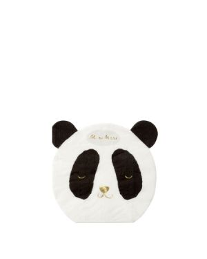 Meri Meri - Panda Napkins - Set of 16