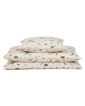 Liewood - Ingeborg junior bedding - Dino mix