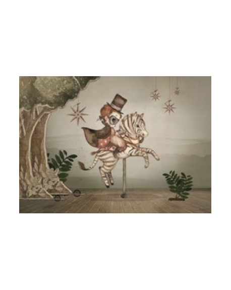 "MRS. MIGHETTO - Affiche ""Mr Frank"" 50x70 cm"