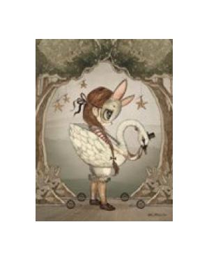MRS. MIGHETTO - Miss Edda / Ocean Kids 18x24 cm
