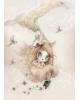 """MRS. MIGHETTO - Affiche """"Miss Annie"""" 50x70 cm"""