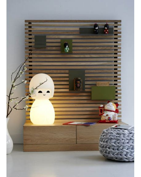 Kokeshi - KIDS Design lamp