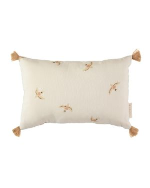 Nobodinoz - Sublim cushion - Nude Haiku Bird