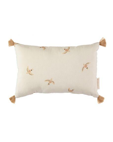 Nobodinoz - Sublim cushion - Nude Haiku Bird