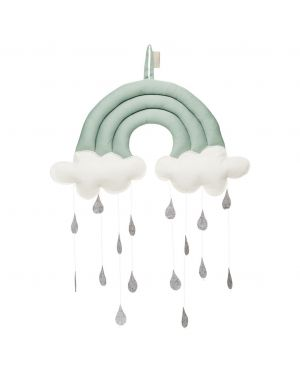 CAM CAM COPENHAGEN - Mobile Rainbow - Sea Green