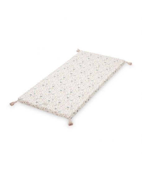 CAM CAM COPENHAGEN - Tapis de Jeu - Pressed Leaves Rose