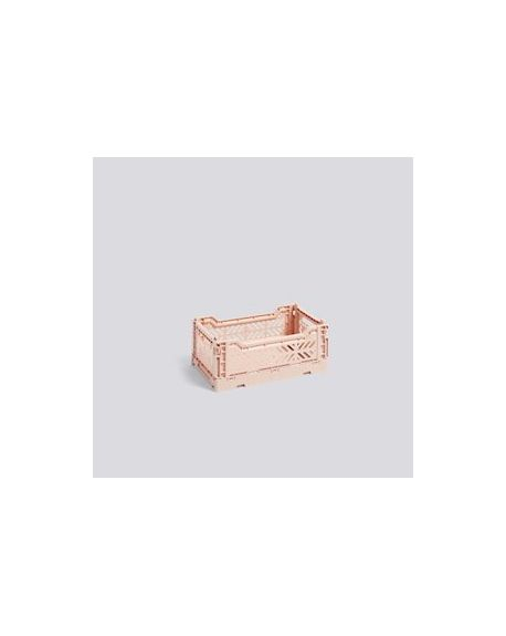 HAY - Petite Cagette pliable - Rose