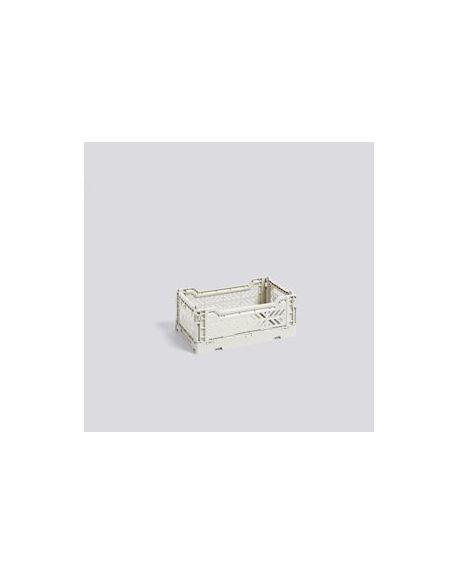 HAY - Petite Cagette pliable - Gris