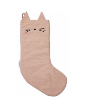 Liewood - Tinka christmas stocking - Cat Rose