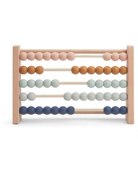Liewood - Abacus en bois