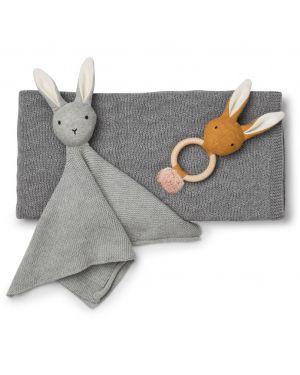 Liewood - Pack cadeau Petra naissance - Gris
