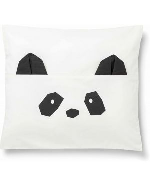 Liewood - Carla pillow Panda - White