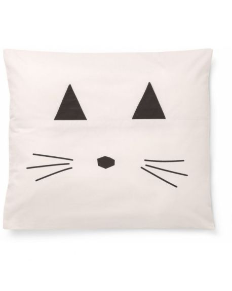 Liewood - Carla pillow Cat - Pink