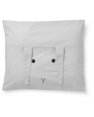 Liewood - Carla pillow Rabbit - Grey