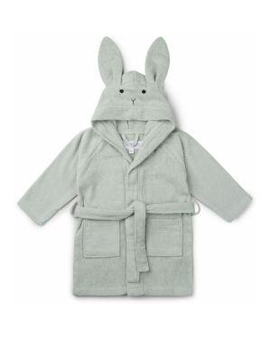 Liewood - Lily bathrobe Rabbit - Mint