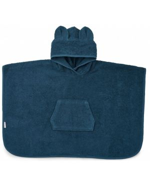 Liewood - Poncho Orla Ours - Petrol